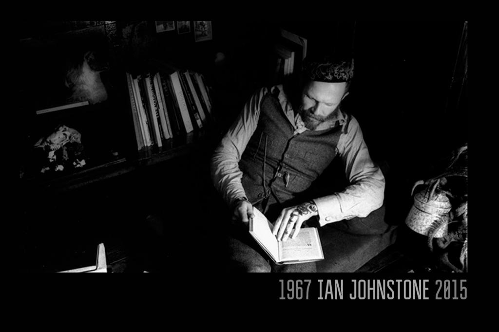 IAN JOHNSTONE